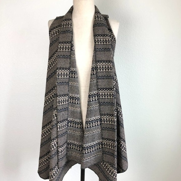 Urban Outfitters Staring At Stars Open Vest XS